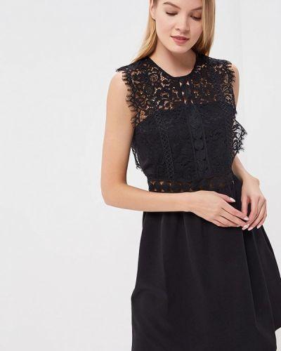 Платье черное Motivi