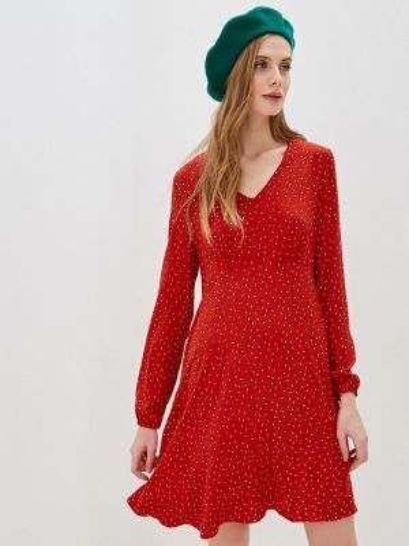 Платье - красное Mark Formelle