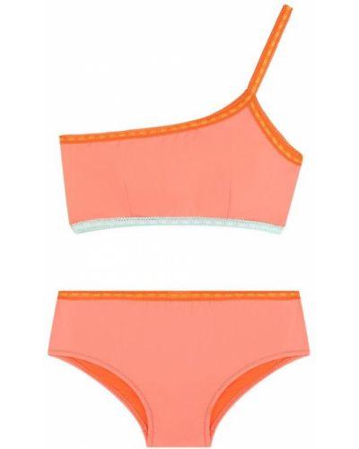 Розовый купальник раздельный La Perla
