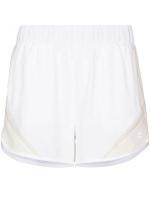 Białe szorty z printem Sweaty Betty