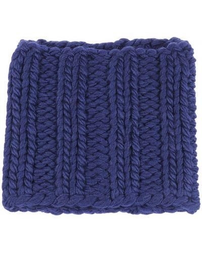 Niebieski szalik Jw Anderson