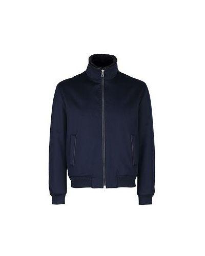 Куртка демисезонная синяя Tombolini