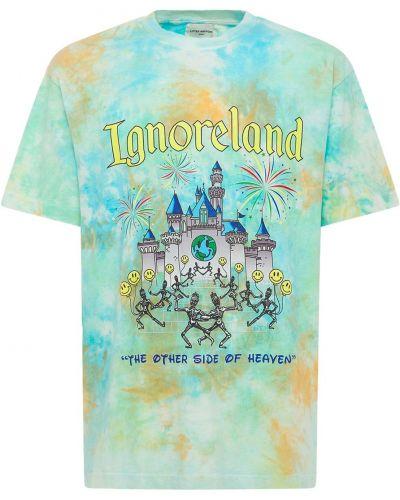 Koszulka z printem Lifted Anchors
