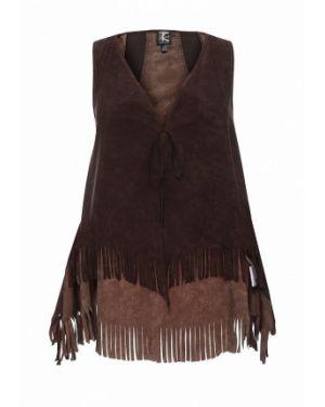 Свитер коричневый Tricot Chic