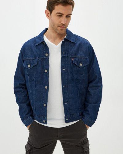 Синяя демисезонная джинсовая куртка Levi's®