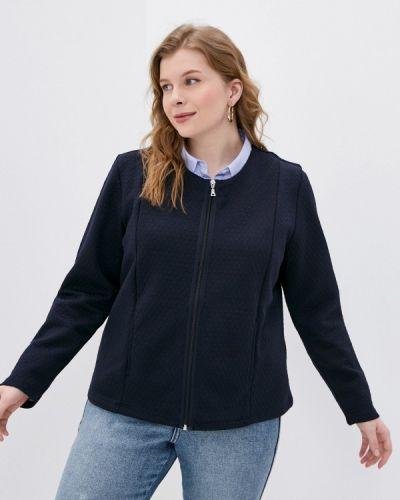 Синий пиджак Ulla Popken