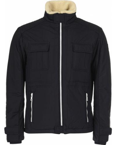 Куртка из полиуретана - черная Montecore
