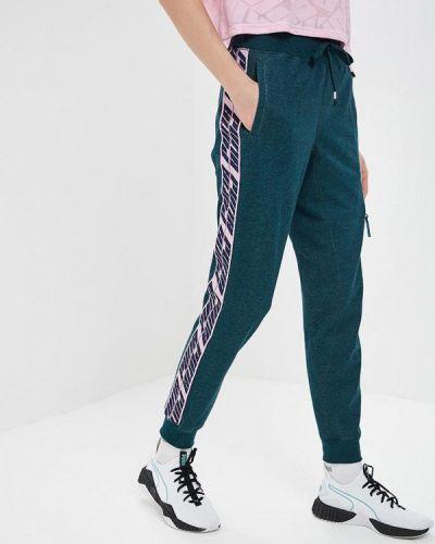 Спортивные брюки весенний бирюзовый Puma