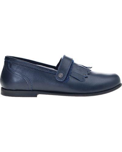 Туфли синие Naturino