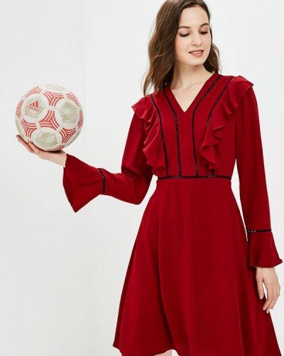 Платье с длинными рукавами осеннее Ovs