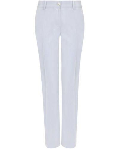 Укороченные брюки со стрелками с карманами Kiton
