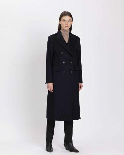 Синее пальто Vassa&co