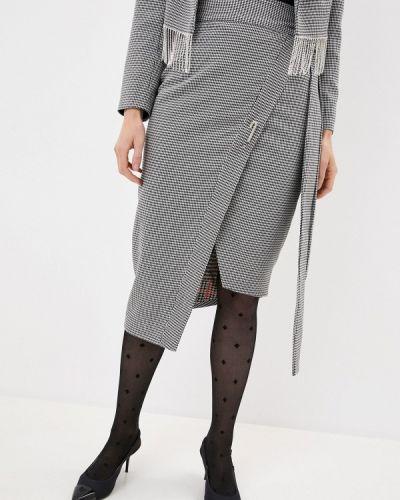 Юбка - черная Forte Dei Marmi Couture
