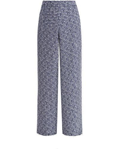 Свободные брюки расклешенные эластичные Michael Michael Kors