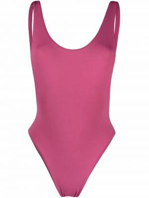 Пляжный плавки - розовый La Reveche