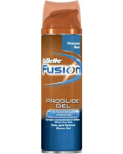 Гель для бритья увлажняющий Gillette