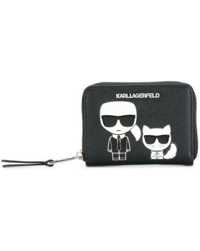 Кошелек на молнии мини Karl Lagerfeld