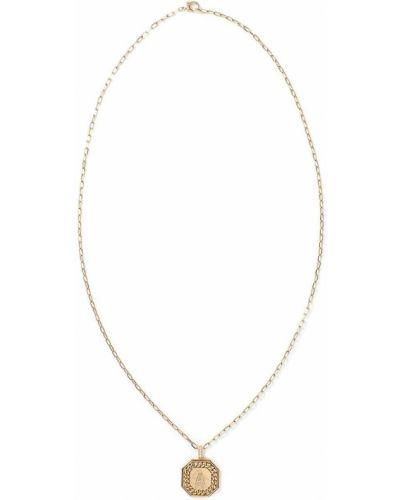 Z rombem biały wisiorka ze złota z diamentem Shay