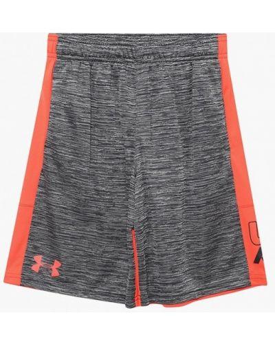 Серые шорты спортивные Under Armour