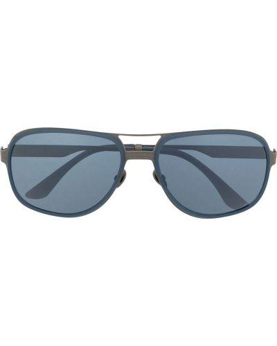 Niebieskie okulary Stefano Ricci