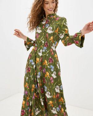 Платье платье-рубашка осеннее Fashion.love.story