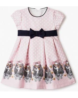 Платье розовый Mili