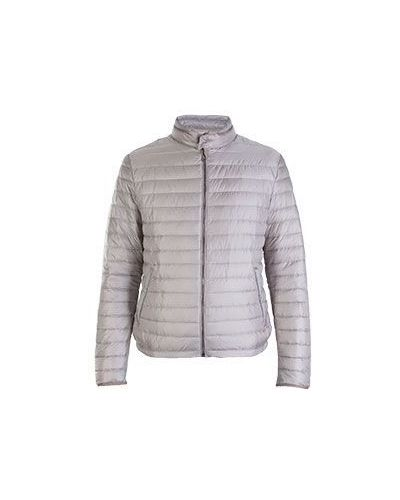 Бежевая повседневная куртка Mabrun