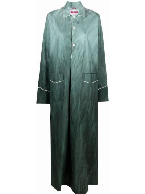 Платье макси длинное - зеленое F.r.s. For Restless Sleepers