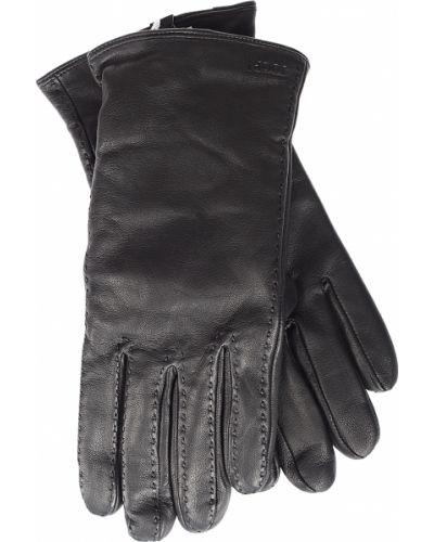 Черные перчатки Joop!