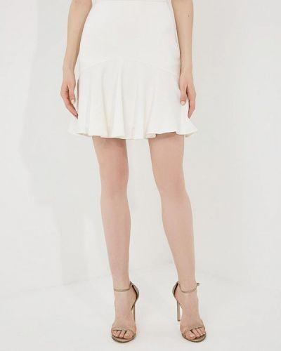 Белая юбка весенняя Just Cavalli
