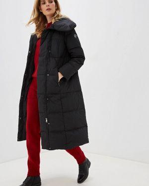 Зимняя куртка черная осенняя Baon