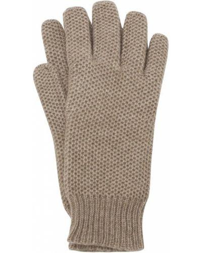 Перчатки вязаные кашемировые Tsum Collection
