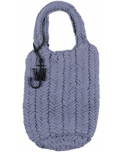 Niebieska torebka Jw Anderson