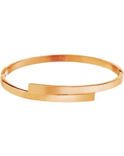Браслет золотой серебряный Elixa