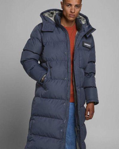 Утепленная куртка - серая Jack & Jones