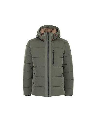 Зеленая куртка Strellson