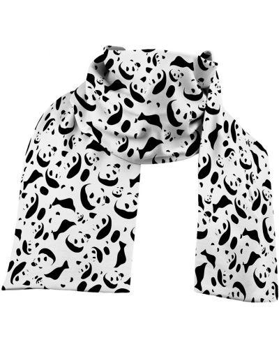 Biały szalik materiałowy Mr. Gugu & Miss Go