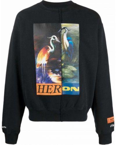 Polar - czarna Heron Preston