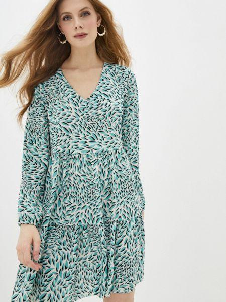Зеленое платье Sublevel