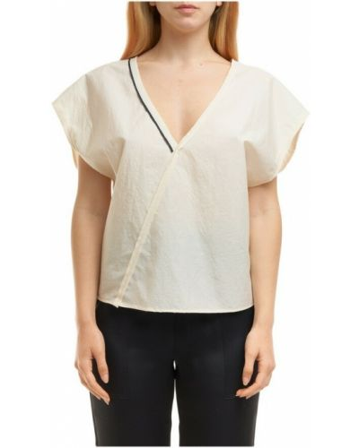 Beżowa bluzka Ixos