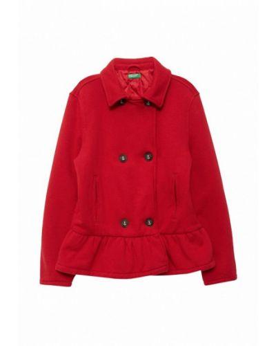 Куртка теплая весенняя United Colors Of Benetton