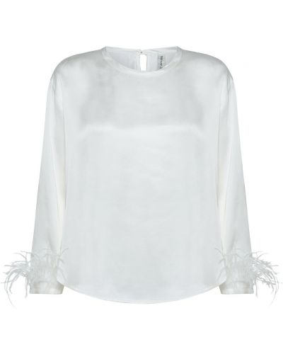 Biała koszula - biała Tensione In