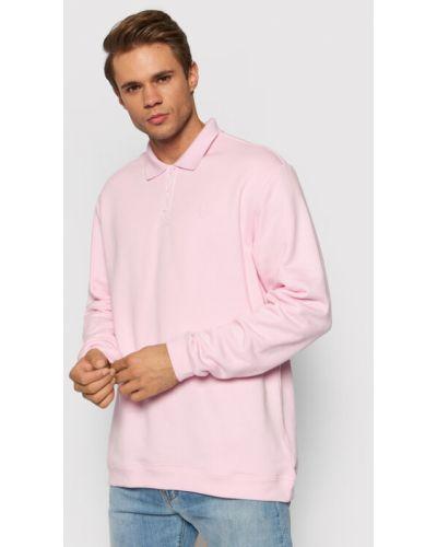 Dres - różowy Adidas