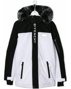 Длинное пальто Givenchy Kids