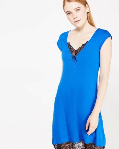 Синяя рубашка Infinity Lingerie