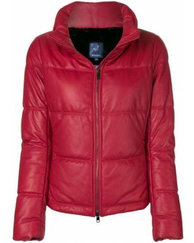 Красная дутая куртка Jacob Cohen