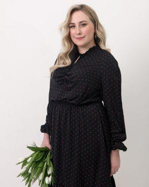 Платье со складками платье-сарафан Jetty-plus