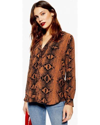 Блузка с длинным рукавом турецкий Topshop Maternity
