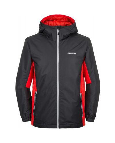 Утепленная куртка с капюшоном спортивная Madshus