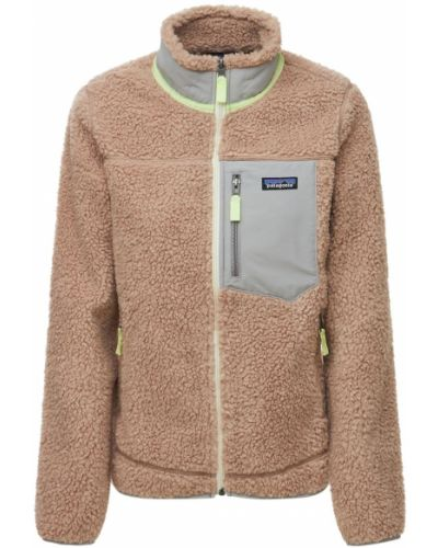 Куртка винтажная - бежевая Patagonia